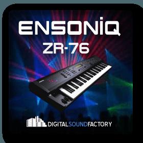 Ensoniq ZR-76