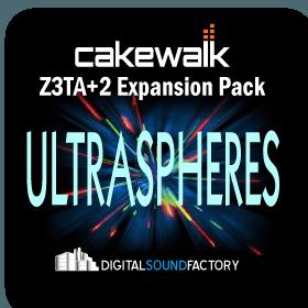 Z3TA+2 Ultraspheres - Digital Synthesizer   Digital Sound